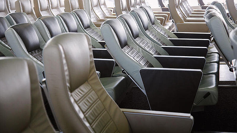 seats in the halunder jets jetclass